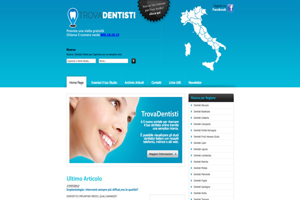 trova dentisti
